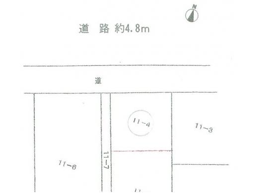 売土地/焼津市大栄町